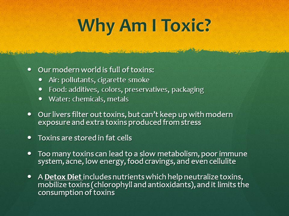 Why Detox.