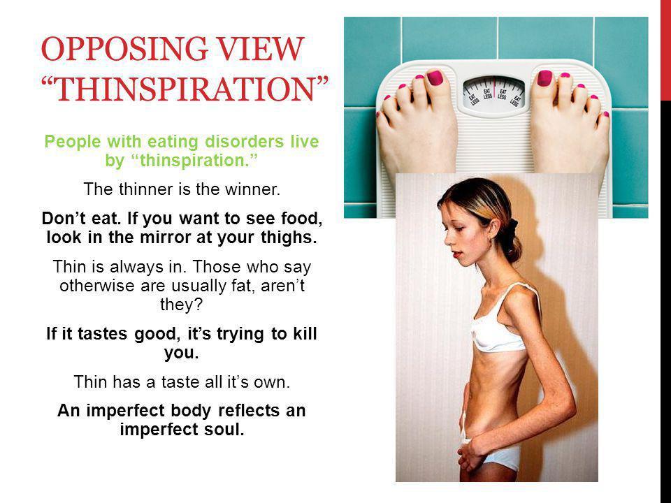 OPPOSING VIEW DIET PILLS Diet pills are never good.