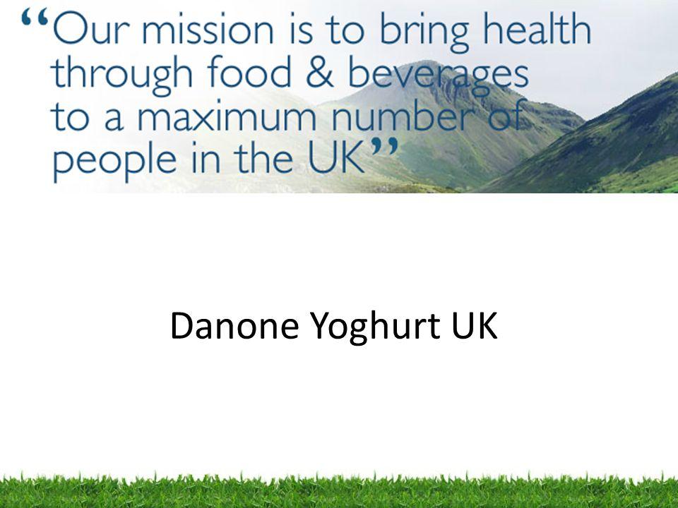 Danone Yoghurt UK