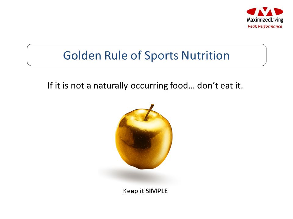 If it is not a naturally occurring food… dont eat it.