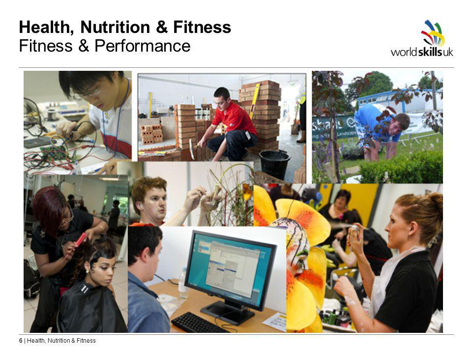 6 | Health, Nutrition & Fitness Health, Nutrition & Fitness Fitness & Performance