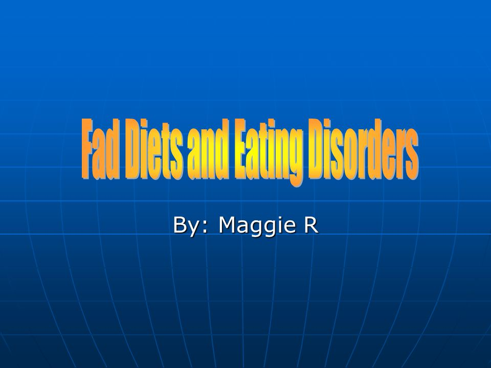 People with eating disorders can be cured using drugs. A true. A true. B false. B false.