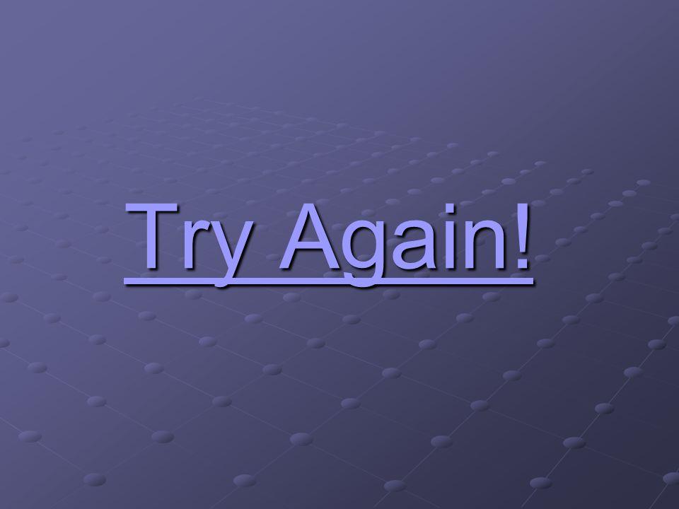 Try Again! Try Again!