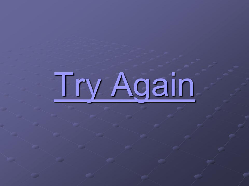 Try Again Try Again
