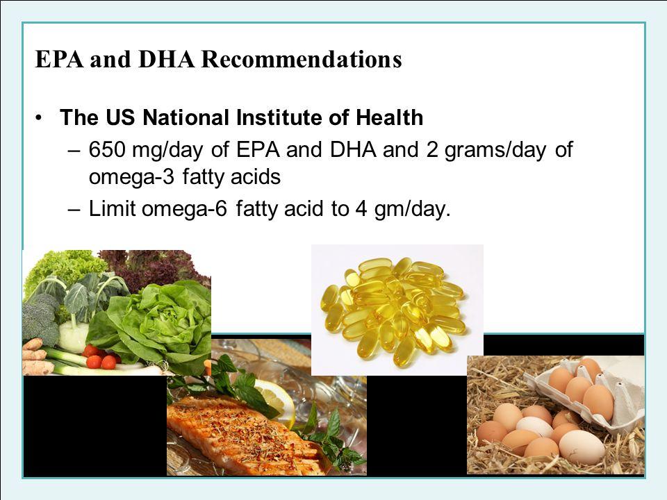 Types of omega-3 fatty acids: –Alpha linolenic acid (ALA) –Eicosapentaenoic Acid (EPA) –Docosahexaenoic Acid (DHA) –Docosapentaenoic (DPA) Omega-3 fatty acids are long chain polyunsaturated fatty acids and contain the essential nutrients EPA (Eicosapentaenoic Acid) and DHA (Docosahexaenoic Acid).