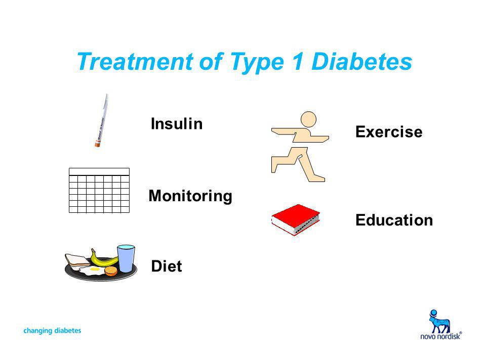 Insulin Monitoring Diet Education Exercise Treatment of Type 1 Diabetes