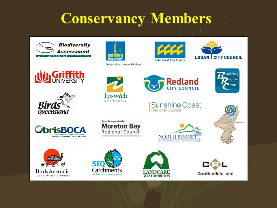 Conservancy Members