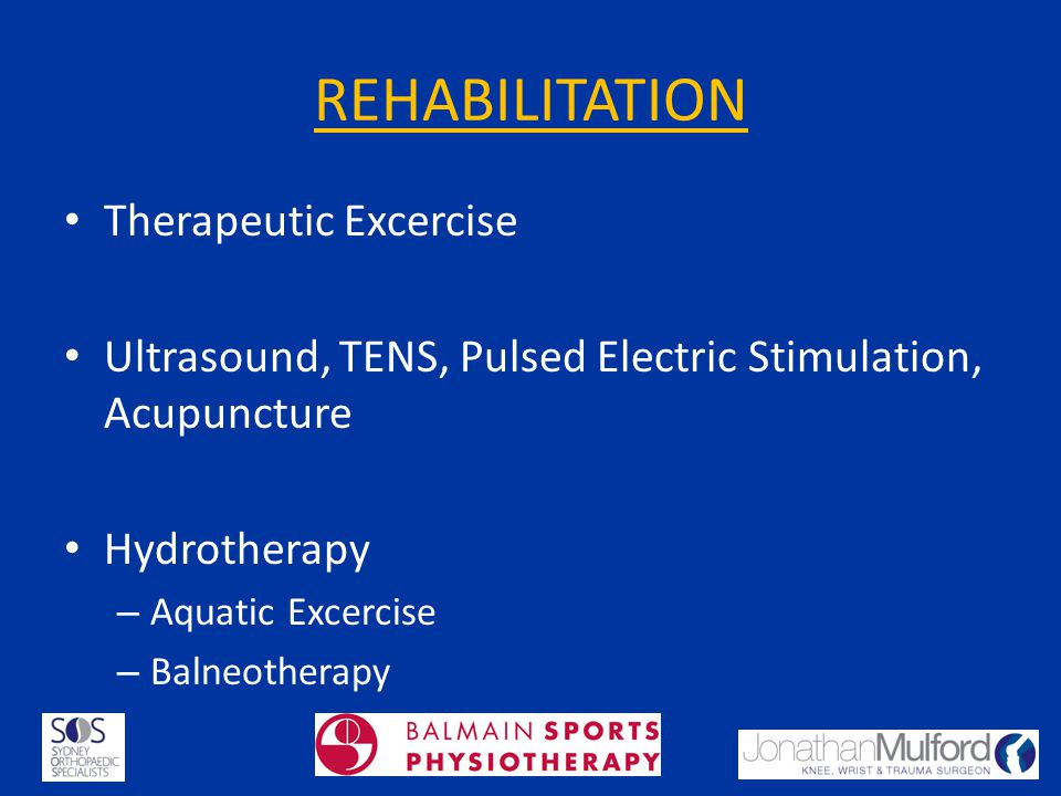 Therapeutic Exercise in Knee OA Small short term benefit for knee pain and physical function.