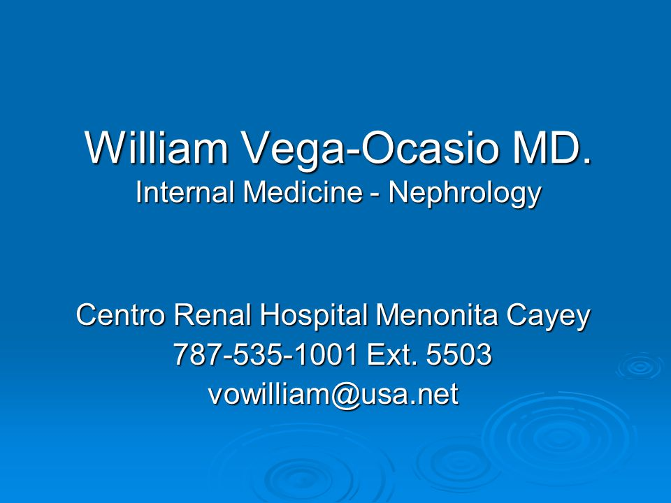 Diabetic Nephropathy The Dietitian Intervention