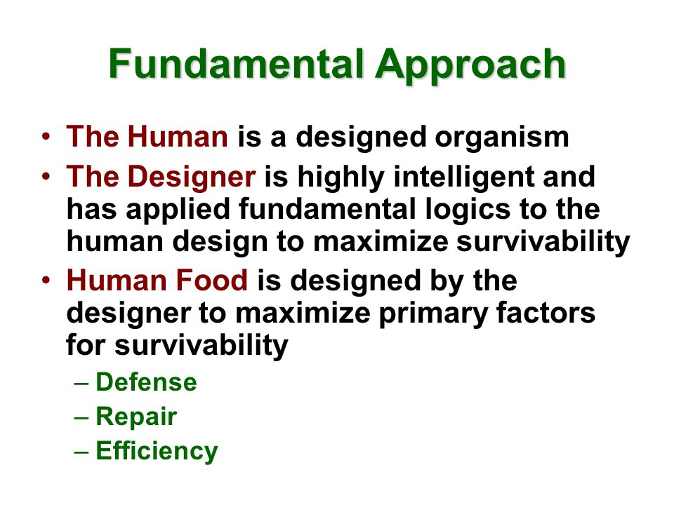Summation of Human Design Multi-Component –Designed with three (3) organisms in a symbiotic relationship to maximize defence.