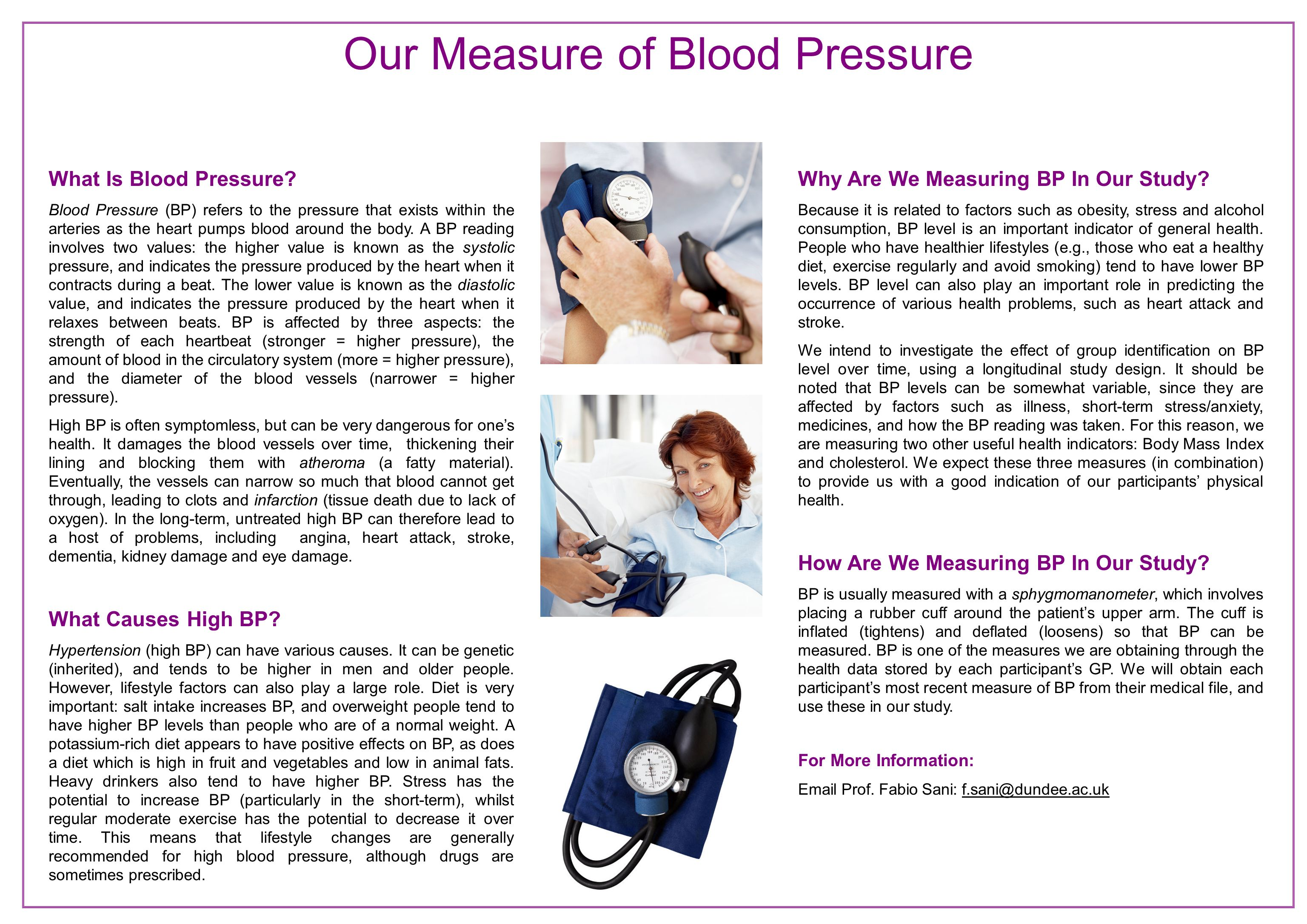 What Is Blood Pressure.