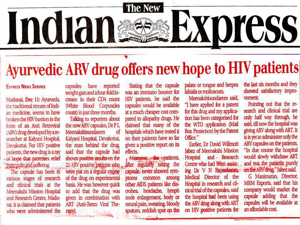 Presented by Dr.PL.Meenakshisundaram M.B.B.S., PGC HIV/AIDS., M.D.,(AM)