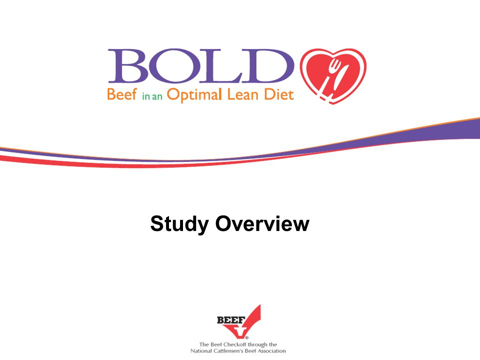 Study Overview