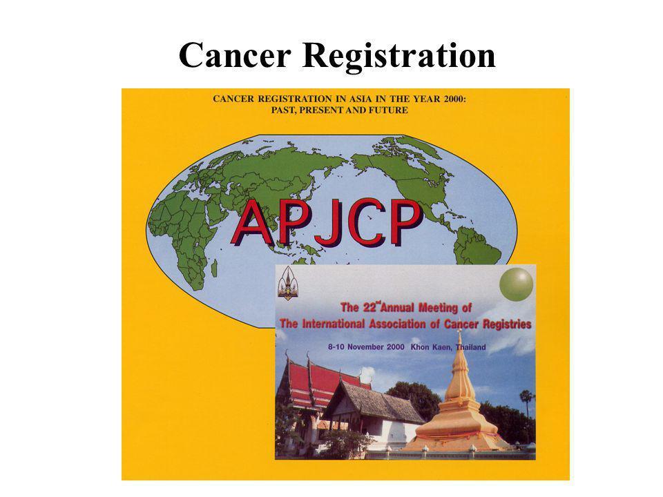 Cancer Registration