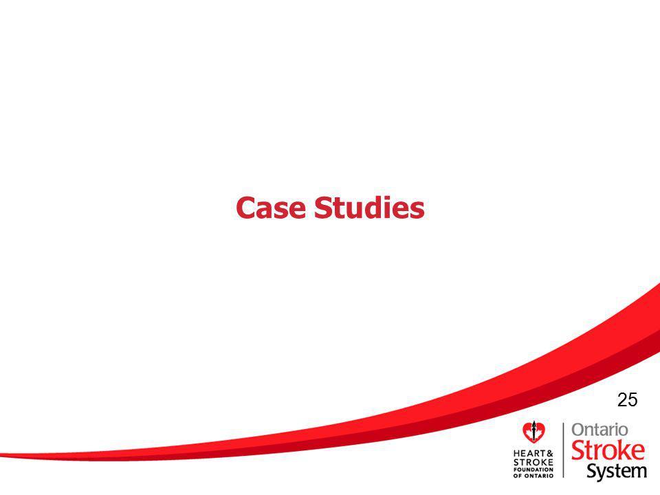 25 Case Studies