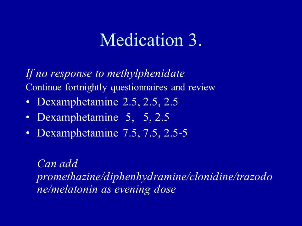 Medication 3.