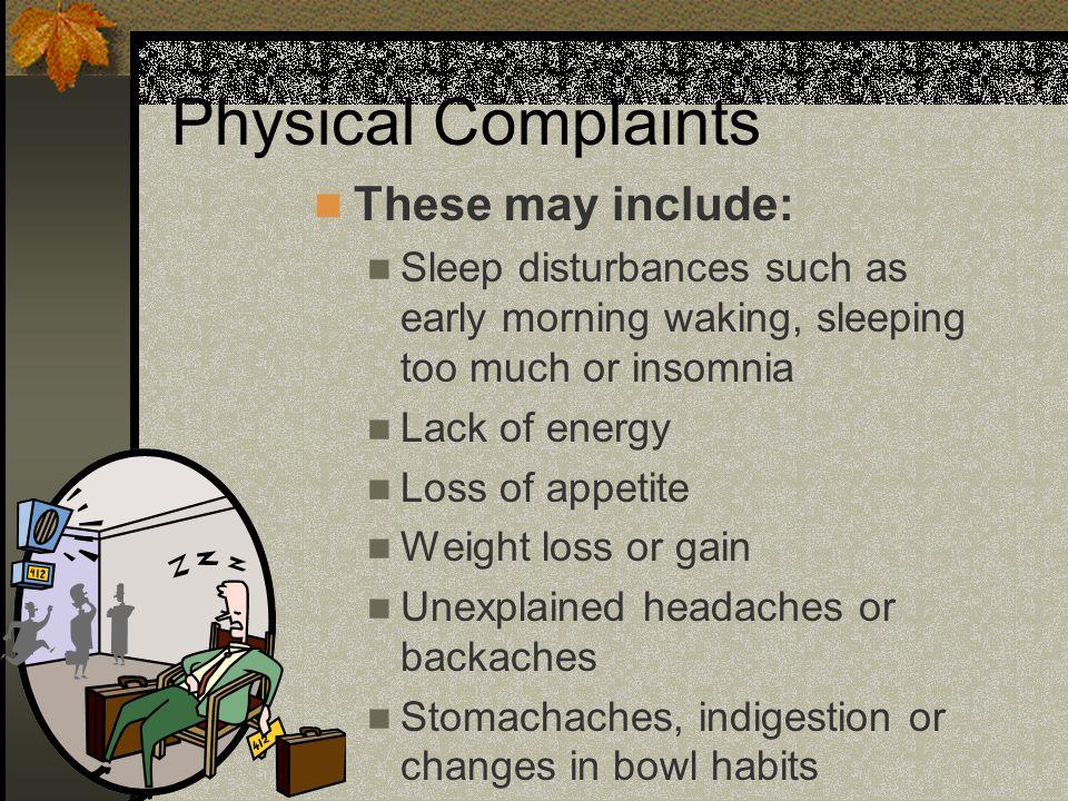 Common Types of Depression Major Depression Dysthymia Bipolar Disorder Seasonal Affective Disorder (SAD)