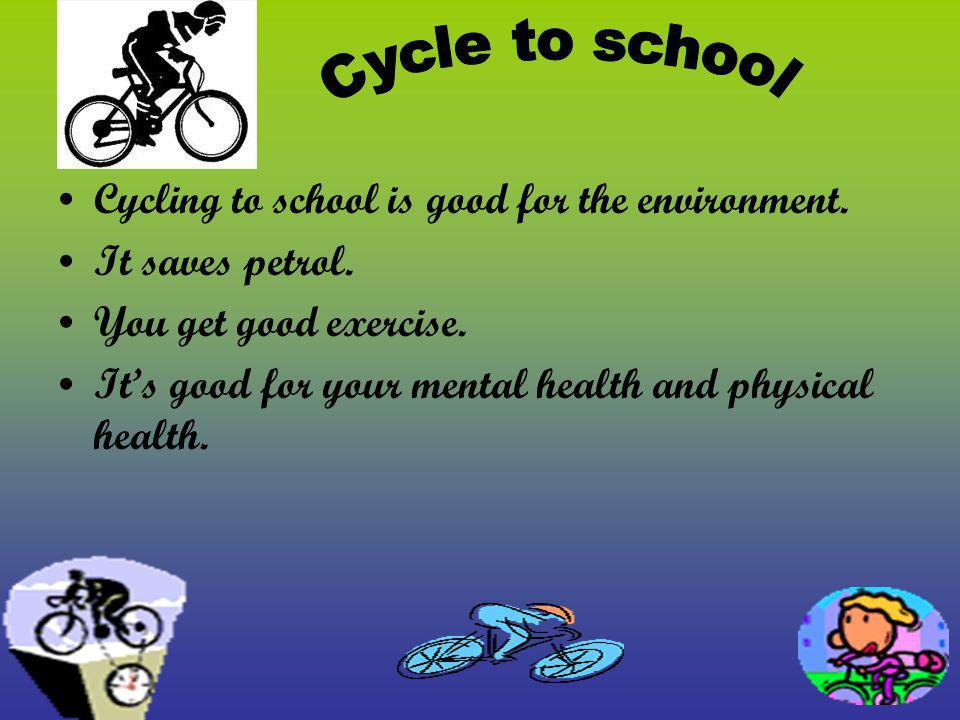 Scoil Na Mainistreach is known for the 3 Rs {reduce, reuse & recycle}.