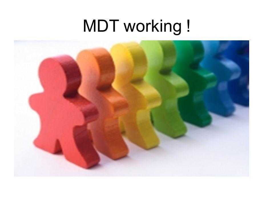 MDT working !