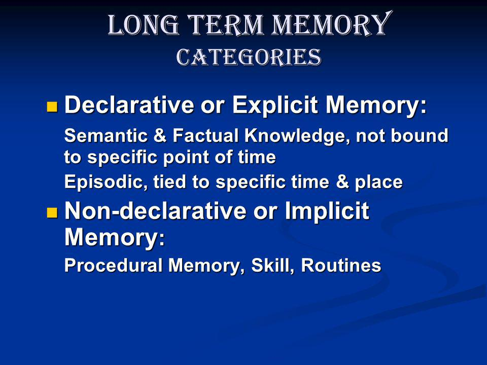 Normal Forgetting & Dementia Seven types of Normal Forgetting: 1.Transience 2.Absentmindedness 3.Blocking (ugly stepsisters) 4.Misattribution 5.Suggestibility 6.Bias 7.Persistence Dementia: Progressive deterioration, extreme & debilitating, usually damage to the hippocampus & related structure in the brain