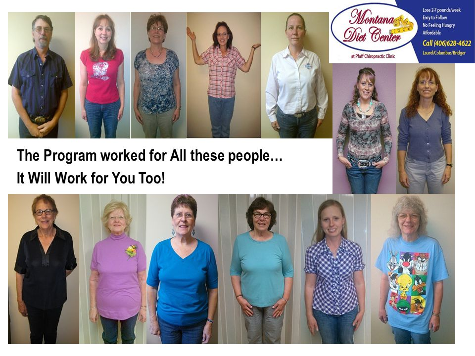 The Program worked for All these people… It Will Work for You Too!