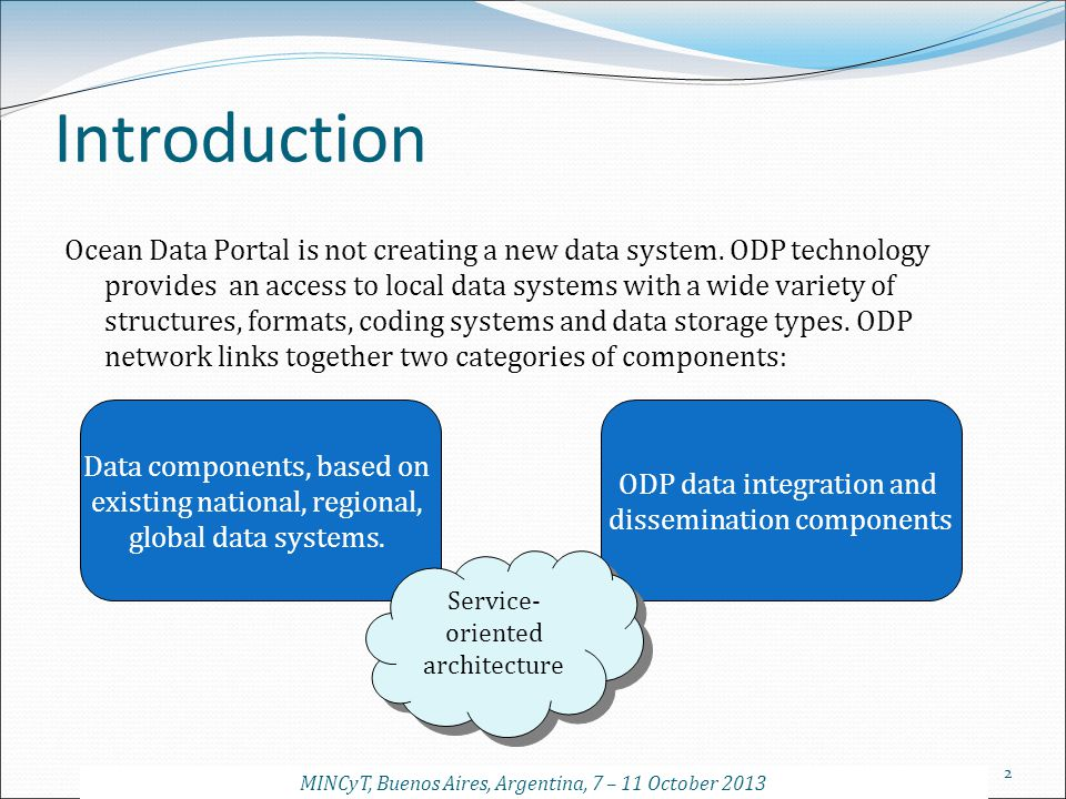 3 Component viewpoint ODP V2 being unified distributed system is a set of interacting components.