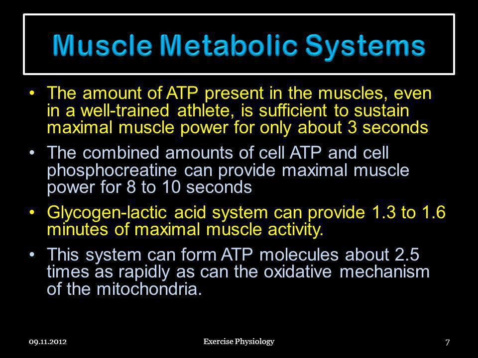 There is much evidence that a moderate amount of exercise is needed for the maintenance of functional integrity of all body systems.