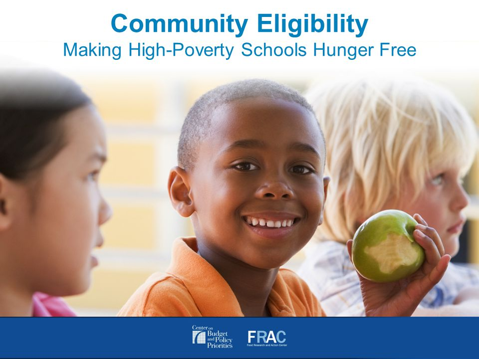 The Link Between Nutrition and Education o When a childs nutritional needs are met, the child is more attentive in class and has better attendance and fewer disciplinary problems o The National School Lunch and School Breakfast Programs meet the nutritional needs of children by providing nutritionally balanced meals that together contain more than half of the nutrients children need each day o USDA research indicates that children who participate in the National School Lunch Program have superior nutritional intakes compared to those who bring lunch from home or otherwise do not participate o Low-income children who eat school breakfast have better overall diet quality than those who eat breakfast elsewhere or skip breakfast