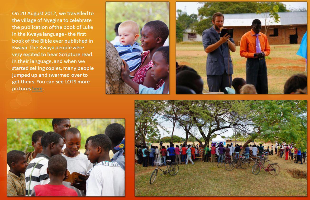 In September we enrolled Malia in Tanzanian Kindergarten/pre-school for a few weeks.
