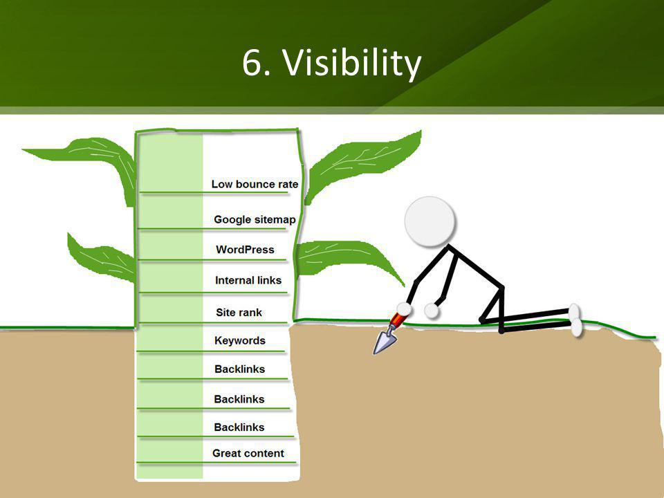 6. Visibility