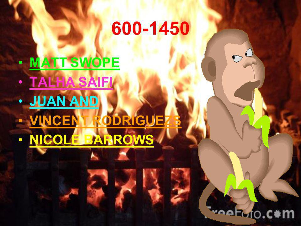 600-1450 MATT SWOPE TALHA SAIFI JUAN AND VINCENT RODRIGUEZS NICOLE BARROWS