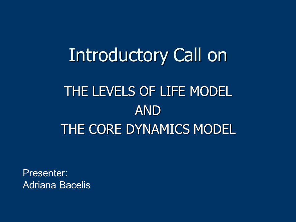 Great Life Technologies Human Software Engineering Human Software Engineering Core Dynamics Coaching Core Dynamics Coaching Levels of Life Model Levels of Life Model Core Dynamics Model Core Dynamics Model