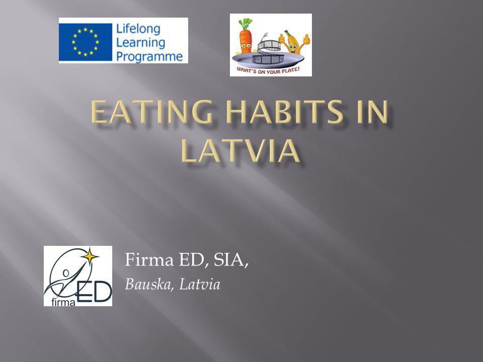 Firma ED, SIA, Bauska, Latvia