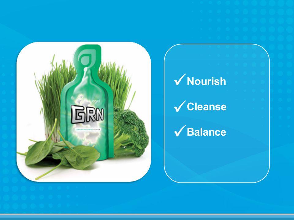 Nourish Cleanse Balance