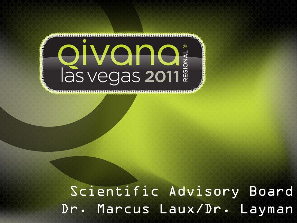 Scientific Advisory Board Dr. Marcus Laux/Dr. Layman