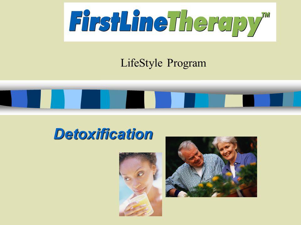 LifeStyle Program Detoxification