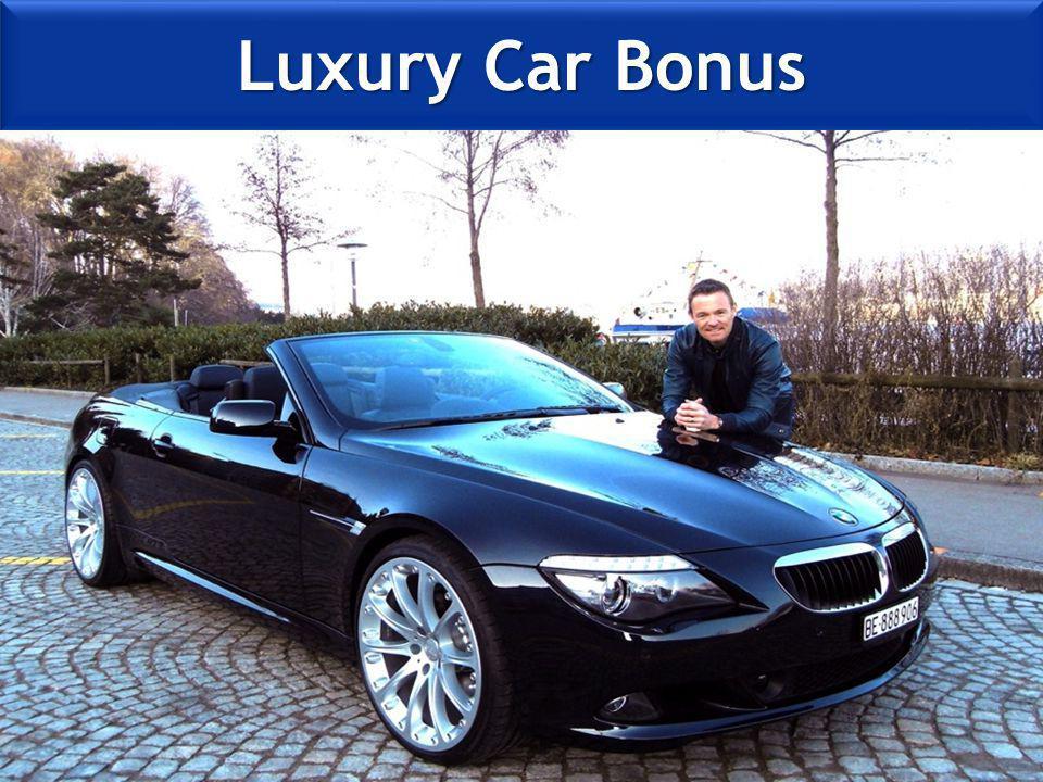 Luxury Car Bonus