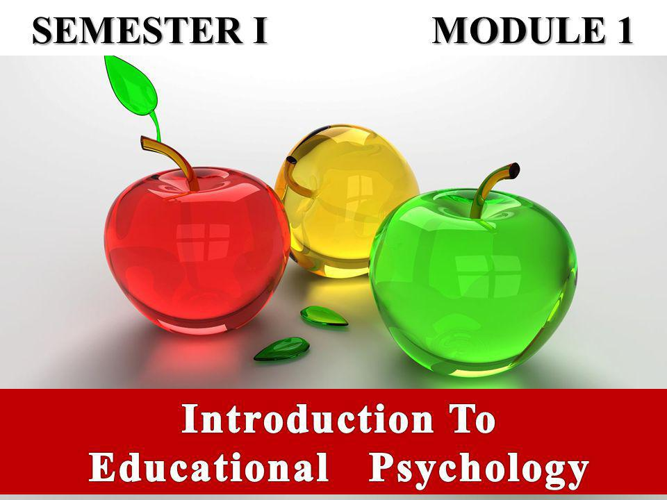 It concern Learning process Nature of the Learning process Principles and theories of learning Remembering and forgetting Thinking and reasoning Scope of Educational Psychology