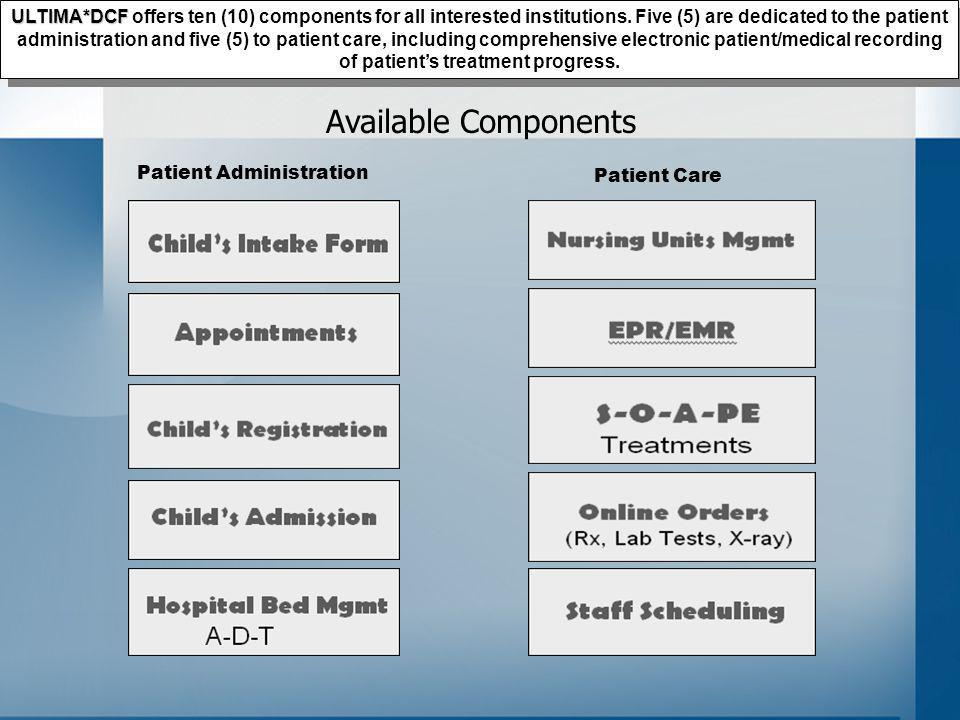 ONLINE CHILDS INTAKE FORM demographic data, The Patient Intake Forms first tab opens the section of the patients demographic data, usually already entered during the childs registration.