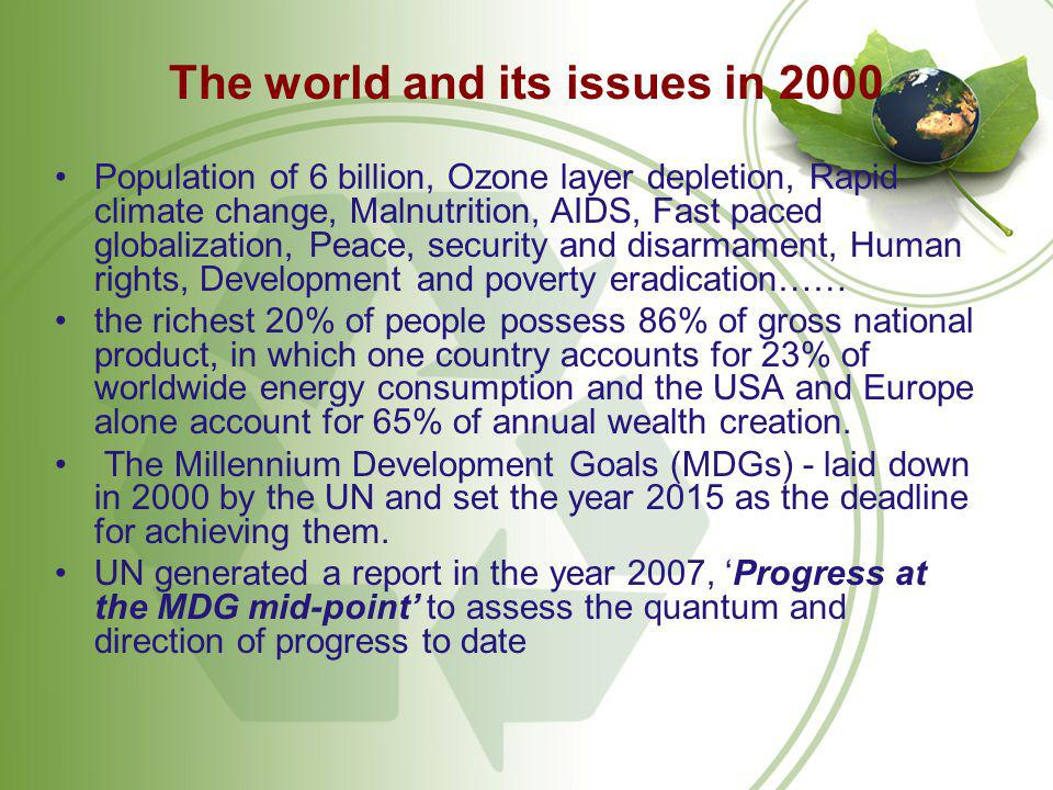 How to achieve the MDGs .