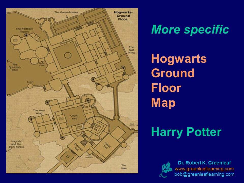 More specific Hogwarts Ground Floor Map Harry Potter Dr.