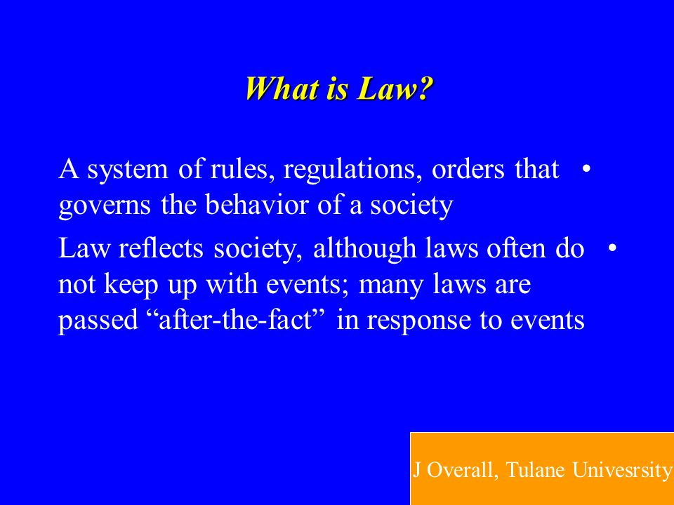 Public Health Law as Branch of Administrative Law Laws to fund Administrative machinery to enforce law FDA, EPA, DHHS Other Dep ts e.g.