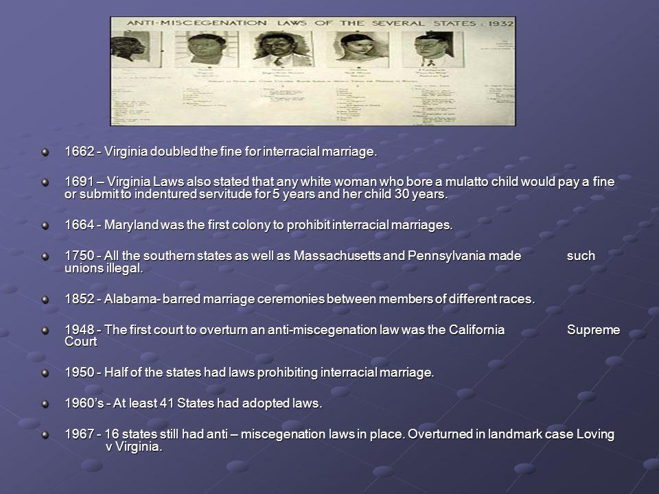 3 Important Cases… PACE v.ALABAMA (January 29, 1883) 106 U.S.