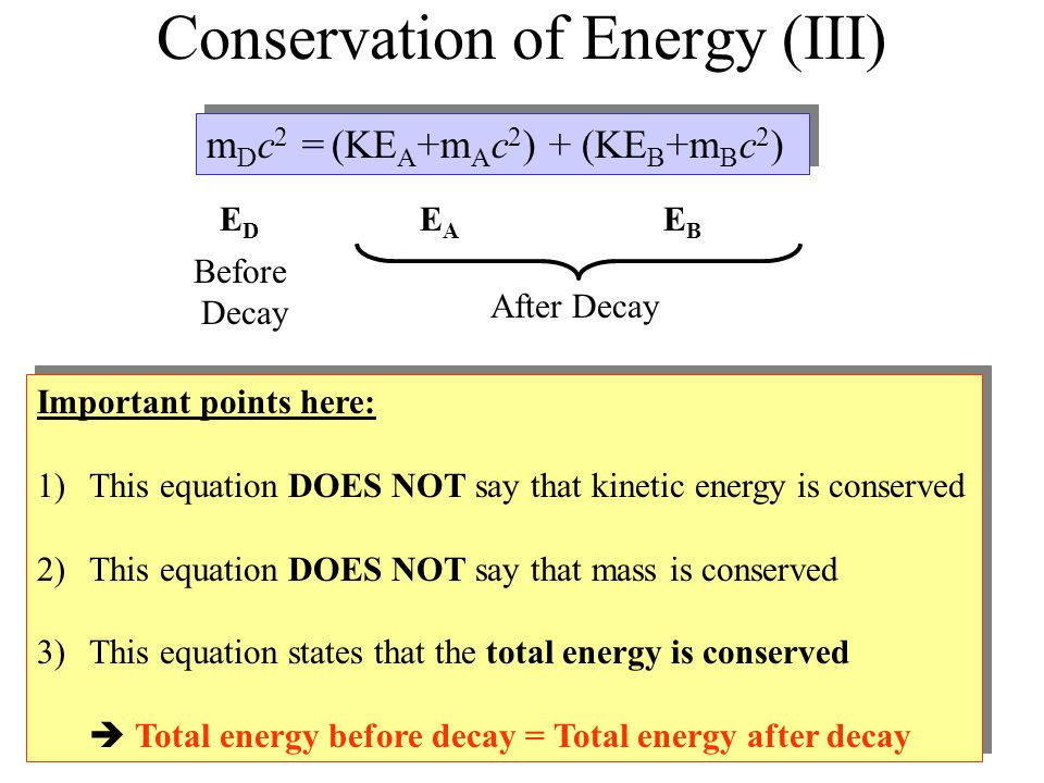 Momentum Conservation (VI) n p mPmP e meme Can this process occur.