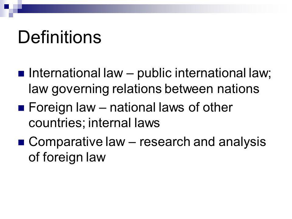 Sources of International Law ICJ Statute, Art.