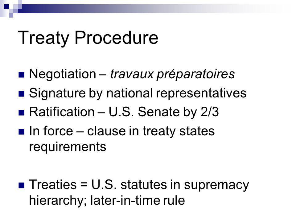 Treaty Indexes Treaty Guide http://www.princeton.edu/~law/treatyguide.html U.S.