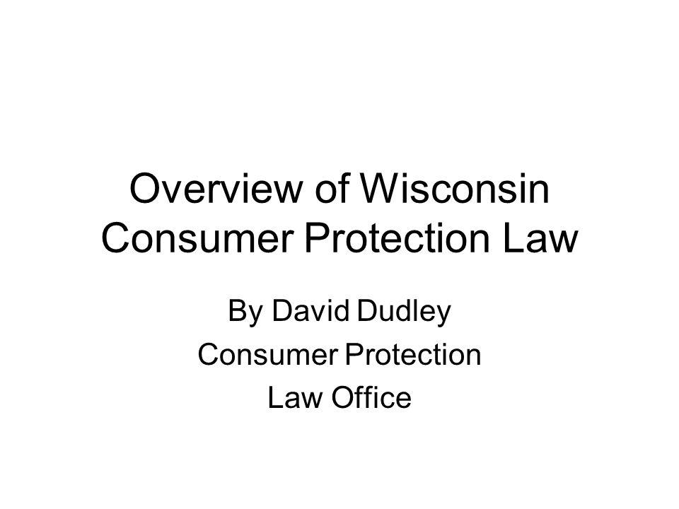 2 Bio, Contact Info David Dudley –1914 Monroe Street –608-661-8855 –David.D.Dudley@gmail.comDavid.D.Dudley@gmail.com Previously –Federal Trade Commission –Wisconsin DOJ, University of Wisconsin