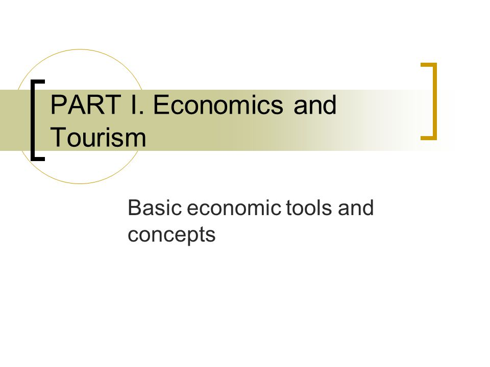 Tourism and environment Political and institutional stability Economic growth Climate and ecological environment Tourism potential Question : Comment on the different links between tourism and environment