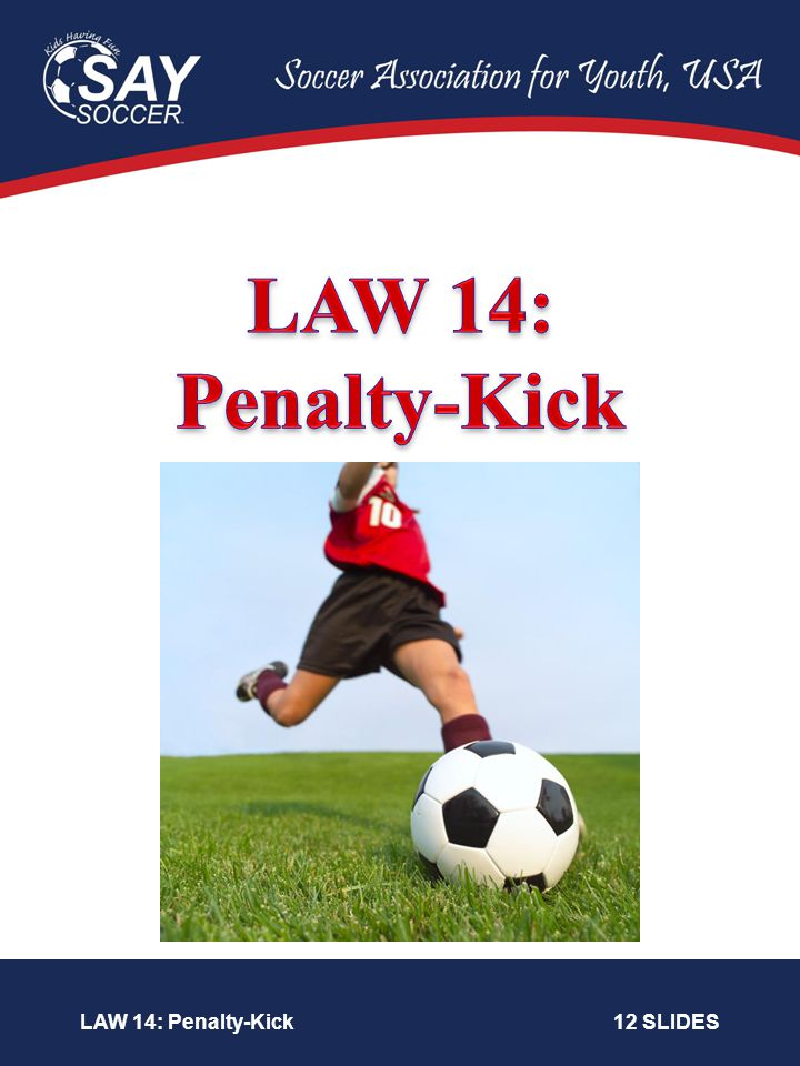 LAW 13: Free-Kicks7 of 7