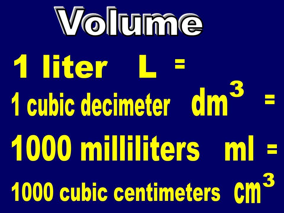 V 2 = 15.5 dm 3 30 mm Hg 50 mm Hg Do the math. V 2 = 9.3 dm 3